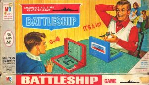 Battleship Board Game