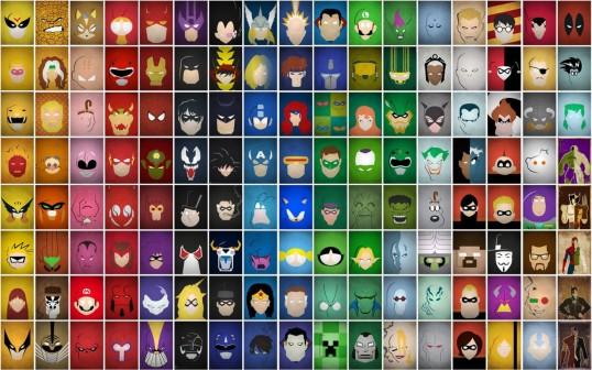 superheroes-characters